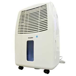 Haier DE45EK 45-Pint High-Efficiency Energy Star Portable Dehumidifier (Refurbished)