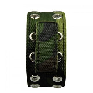 Nemesis Army Green Camo Band