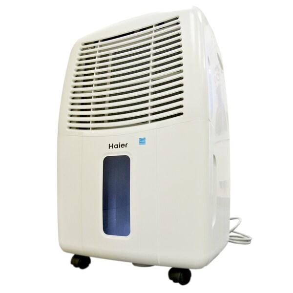 Haier 65-pint Energy Star Portable Dehumidifier (Refurbished) 11917205
