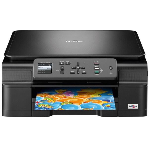 Brother DCP J152W Color Ink-jet Printer