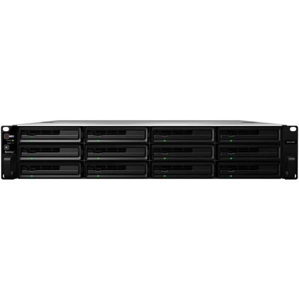 Synology RX1214RP Drive Enclosure Rack-mountable