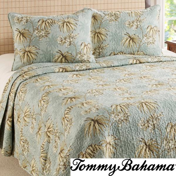 Tommy Bahama Newport 3-piece Quilt Set