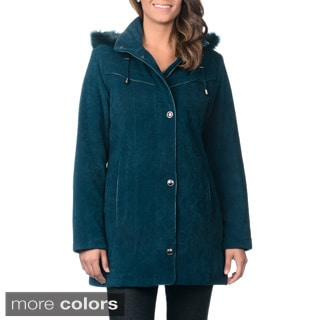 Nuage Women's Detachable Hood Lycroft Jacket