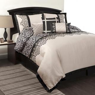 Lush Decor Lavish Garden 7-piece Comforter Set