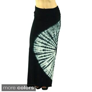 Women's Starburst Maxi Skirt