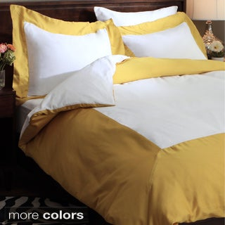 Regency 300 Thread Count 3-piece Duvet Cover Set