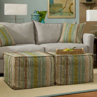 Seaside Ottoman (Set of 2)