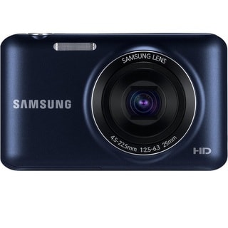 Samsung ES95 16.2MP Cobalt Black Digital Camera