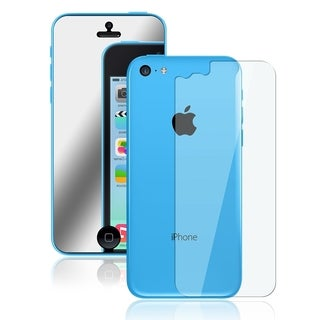 BasAcc 2-LCD Kit Mirror Screen Protector for Apple iPhone 5C