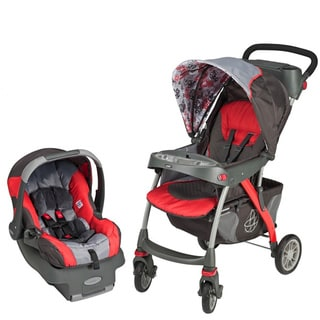 Evenflo EuroTrek Travel System in Spheres