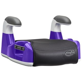 Evenflo AMP Permance DLX Booster Car Seat in Grape