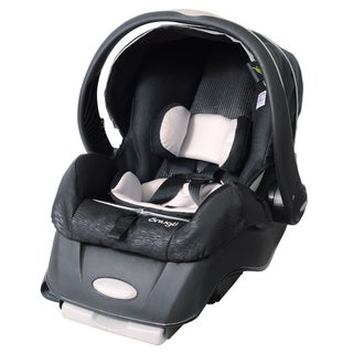 Snugli Infant Car Seat in Black Onyx