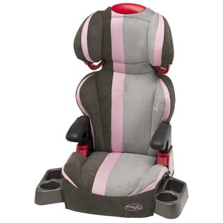 Evenflo Big Kid DLX Booster Seat in Alexa