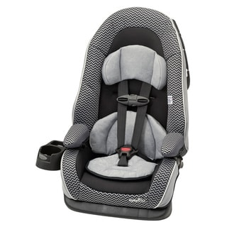 Evenflo Chase LX Booster Seat in Grey Chevron
