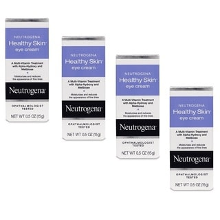 Neutrogena Healthy Skin 0.5-ounce Eye Cream (Pack of 4)