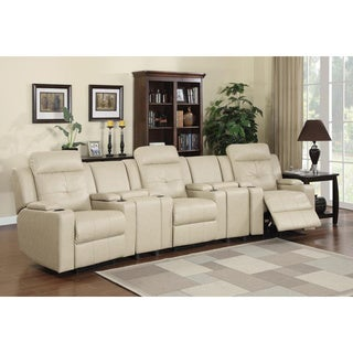 Aviator 5-piece Power Theater Seating Set