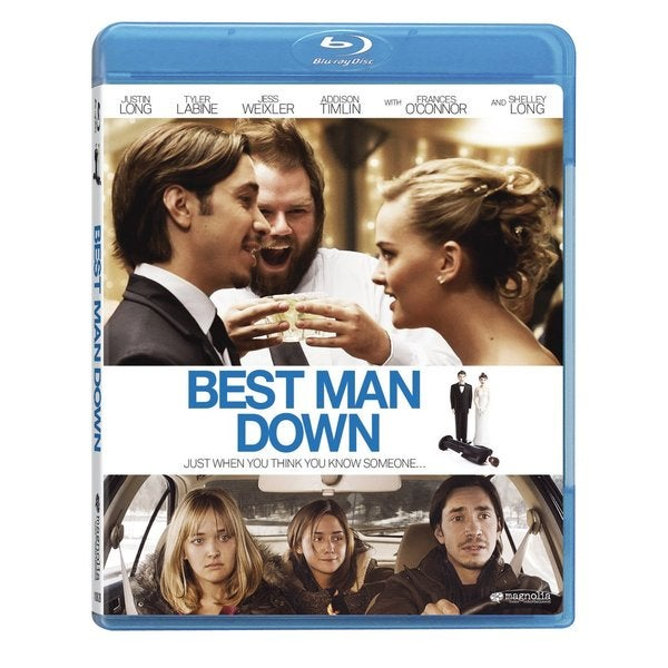 Best Man Down (Blu-ray Disc) 11921340