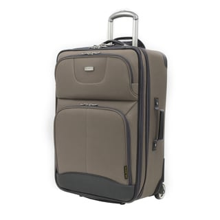 Ricardo Beverly Hills Chanterelle Valencia Lite 25-inch Rolling Upright Suitcase