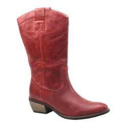 Women's Diba True Pre Tender Red Leather