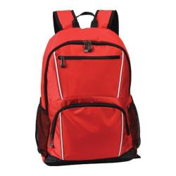Goodhope P3417 17in Computer Backpack Red