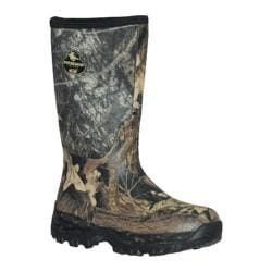 Men's Pro Line Mudtrax 14in Camo Rubber Boot Mossy Oak Break Up�
