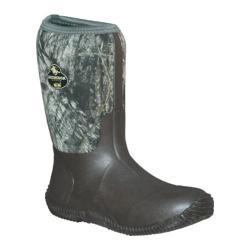 Men's Pro Line Mudtrax Lite 12in Camo Rubber Boot Mossy Oak Break Up®