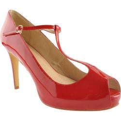 Women's Samanta Autumn Red Patent Leather
