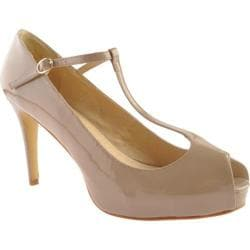 Women's Samanta Autumn Beige Patent Leather