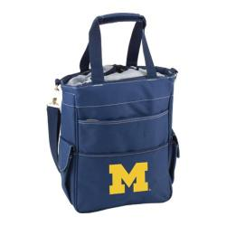 Picnic Time Activo Michigan Wolverines Navy