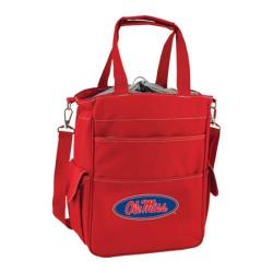 Picnic Time Activo Mississippi Rebels Red