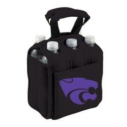 Picnic Time Six Pack Kansas State Wildcats Black