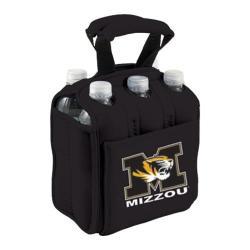 Picnic Time Six Pack Missouri Tigers Black