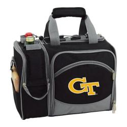 Picnic Time Malibu Georgia Tech Yellow Jackets Embroidered Black