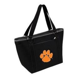 Picnic Time Topanga Clemson University Tigers Embroidered Black