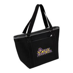 Picnic Time Topanga East Carolina Pirates Embroidered Black
