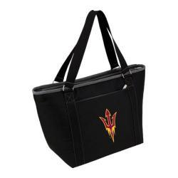 Picnic Time Topanga Arizona State Sun Devils Print Black