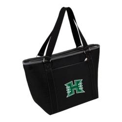 Picnic Time Topanga Hawaii Warriors Embroidered Black