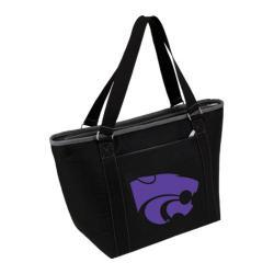 Picnic Time Topanga Kansas State Wildcats Embroidered Black