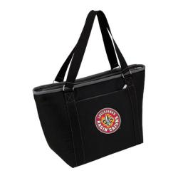 Picnic Time Topanga Louisiana Ragin' Cajuns Embroidered Black