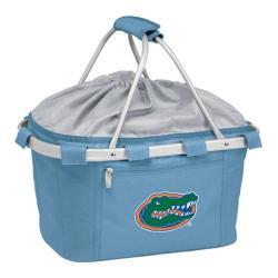 Picnic Time Metro Basket Florida Gators Embroidered Sky Blue