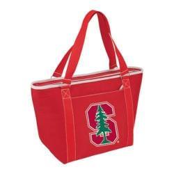 Picnic Time Topanga Stanford Cardinal Print Red