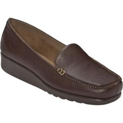 Women's A2 by Aerosoles Gondola Brown Synthetic