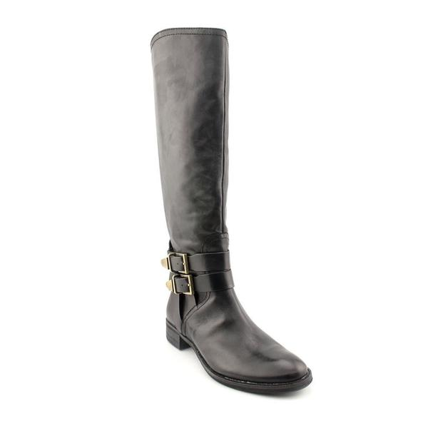 Women's Boutique 9 Randen Black Brushoff Leather