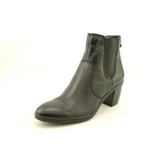 Women's Anne Klein Bunty Black Leather