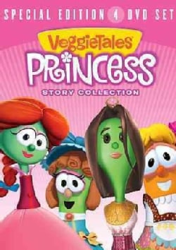Veggie Tales: Princess Story Collection (DVD)