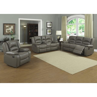 Axel 3-piece Reclining Living Room Set