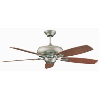 60-inch Satin Nickel Roosevelt Fan