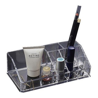 Small Clear Acrylic Cosmetic Organizer