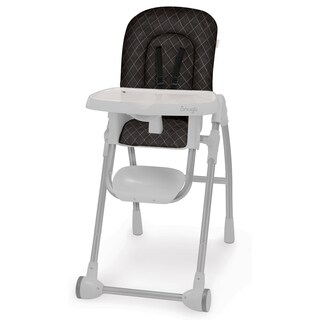 Snugli Quilted High Chair Pad in Black
