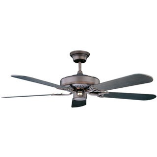 52-Inch Oil Rubbed Bronzed Fan